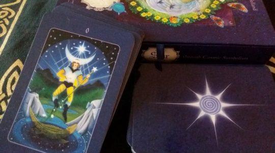 Star Tarot – Cathy McClelland