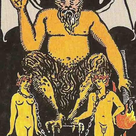XV. Ďábel