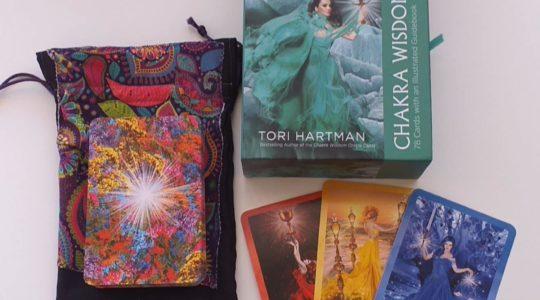 Recenze: Chakra Wisdom Tarot