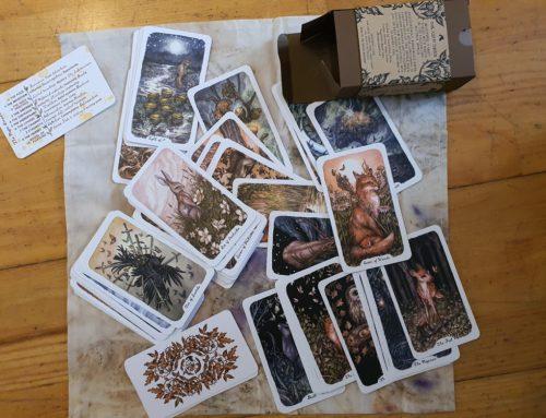 Recenze: Oak Ash & Thorn Tarot