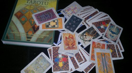 Tarotová mapa života