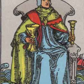 Kral Poharu Tarotova Asociace