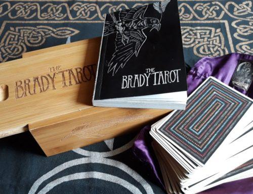 Brady tarot – recenze